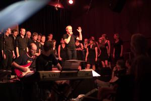 Vorschau: Rhythm & Voice Connection, Jubiläumskonzert am 04.07.2015 im Goldbekhaus. Foto by Bert Beyers.